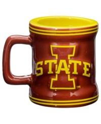 Boelter Brands Iowa State Cyclones 2 Oz. Mini Mug Shot Glass Team Color