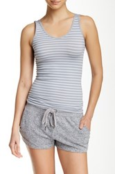Shimera Seamless Reversible Camisole Gray