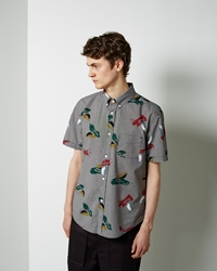 Band Of Outsiders Gingham Sail Button Down Shirt Multi