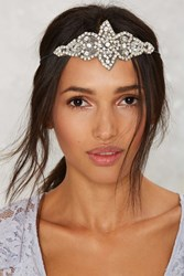 Rock 'N Rose Cressida Rhinestone Halo Headband