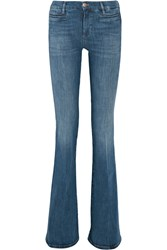 M.I.H Jeans Marrakesh Mid Rise Flared Jeans Mid Denim