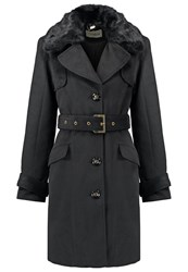 Darling Macey Mac Classic Coat Black