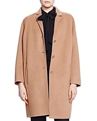 The Kooples Wool Coat Camel