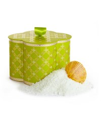 Lemon Verbena Bath Salts In Collectible Box Agraria