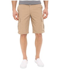 Dockers Cargo Lightweight Canvas Shorts French Beige Men's Shorts