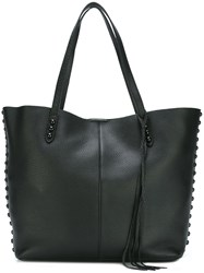 Rebecca Minkoff Large Studded Tote Black