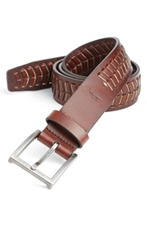 Tommy Bahama 'High Tide' Belt Khaki