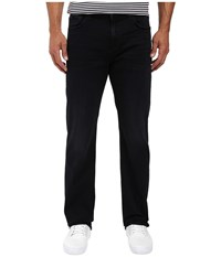 7 For All Mankind Austyn Relaxed Straight Leg In Stockholme Stockholme Men's Jeans Black