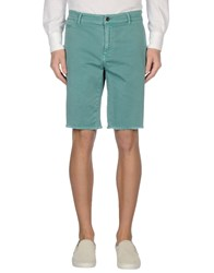 Fred Perry Trousers Bermuda Shorts Men Light Green