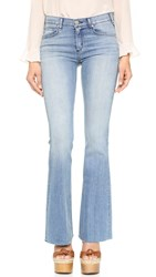 Mcguire Denim Gainsbourg Baby Boot Cut Jeans Courtesy Of A Saint