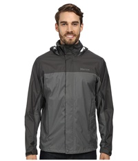 Marmot Precip Jacket Cinder Slate Grey Men's Jacket Bronze