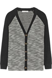 Kain Label Drew Boucle Cardigan Black