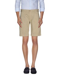 Love Moschino Trousers Bermuda Shorts Men Beige