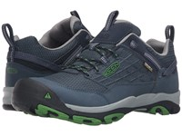 Keen Saltzman Wp Dress Blues Online Lime Men's Shoes