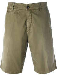 Department 5 Bermuda Shorts Green