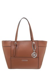 Guess Delaney Handbag Cognac