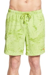 Tommy Bahama Men's 'Naples Captain Jacquard' Swim Trunks Spring