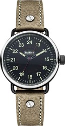 Barbour Bb022bkbr Mens Strap Watch