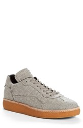 Alexander Wang Men's 'Eden' Sneaker Grey Fabric