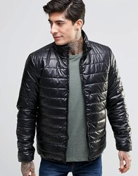 Only And Sons Quilted Jacket Black