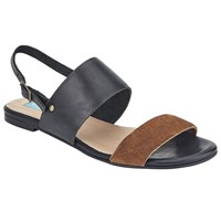Collection Weekend By John Lewis Lule Sandals Black Brown