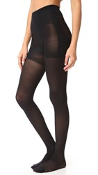 Spanx Luxe Leg Bootyfull Sheer Tights Very Black
