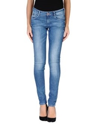 Maison Scotch Denim Pants Blue