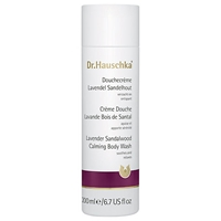 Dr. Hauschka Skin Care Dr Hauschka Lavender And Sandalwood Calming Body Wash 200Ml