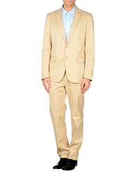 Yoon Suits And Jackets Suits Men Beige