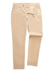 Gibson Slim Fit Casual Chino Stone