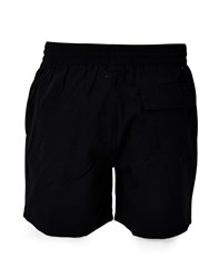 Farah Munroe Paper Touch Swim Short Black