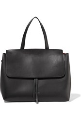 Mansur Gavriel Lady Leather Tote Black