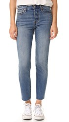 Levi's Wedgie Icon Jeans Coyote Desert