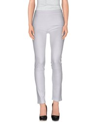 Met And Friends Trousers Leggings Women White