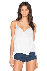 Sam And Lavi Tally Top White