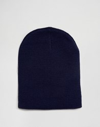 Gregorys Slouchy Beanie Navy Navy