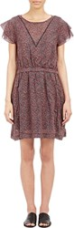 Boy By Band Of Outsiders Floral Voile Dress Red Size 3 6 Us