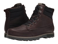 Volcom Sub Zero 2 Hide Brown Men's Lace Up Boots