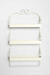 Plum And Bow Triple Tiered Wall Shelf Urban Outfitters