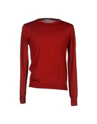 Liu Jo Jeans Sweaters Brick Red