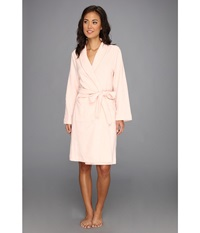 Hanro Plush Terry Wrap Robe 7127 Tender Rose Women's Robe Bone