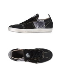 Primabase Low Tops And Trainers Black