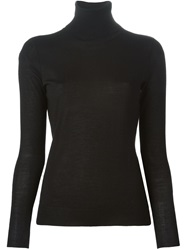 Ralph Lauren Black Label Ralph Lauren Black Roll Neck Sweater