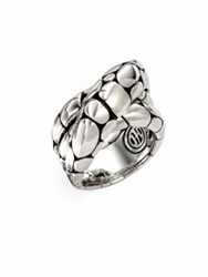 John Hardy Kali Sterling Silver Twist Ring