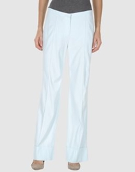 Thierry Mugler Dress Pants Sky Blue