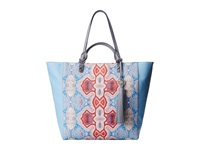 Rafe New York Joey Tote Agate Blue Tote Handbags