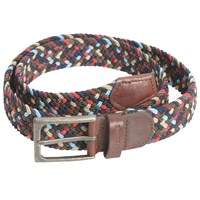 Barbour Ford Woven Belt Navy Mix