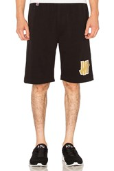 Undefeated 5 Strike Jersey Shorts Black