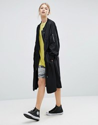 Cheap Monday Shelter Jacket Black