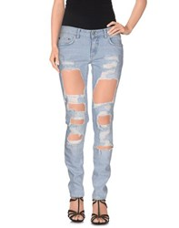 Department 5 Denim Denim Trousers Women